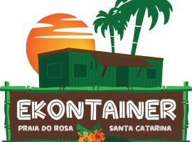 Ekontainer Hospedaria Praia Do Rosa
