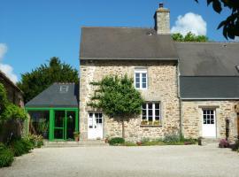 La Dannevillerie, Le Vast (рядом с городом La Pernelle)