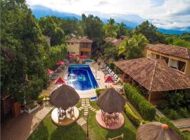 Hosteria Tonusco Campestre, Santa Fe de Antioquia