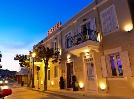 Hotel Kyani Akti, Xylokastron