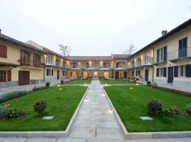 Agriturismo Cascina Varìe, Castagnito (Magliano Alfieri yakınında)