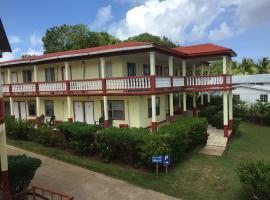 Sunrise Hotel, Big Corn Island