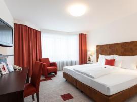 Best Hotel ZELLER, Königsbrunn (Wehringen yakınında)
