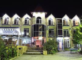 Delta Hotel, Ureki
