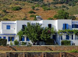Spanos Apartments, ayios Petros
