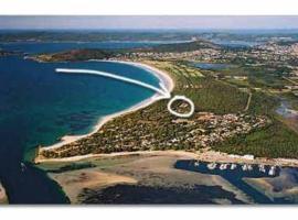 Emu Beach Chalets, Albany (Emu Point yakınında)