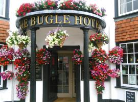 The Bugle Hotel Titchfield, Fareham (рядом с городом Titchfield)