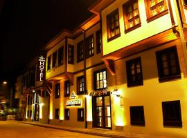 Armistis Hotel, Mudanya