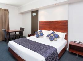 Rocklea International Motel, Brisbane (Darra yakınında)