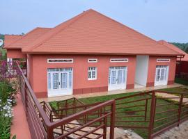 Hôtel Maisons-Sifa, Butare (рядом с регионом Huye)