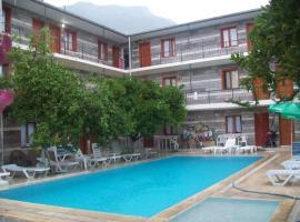 Ipsos Hotel, Beldibi