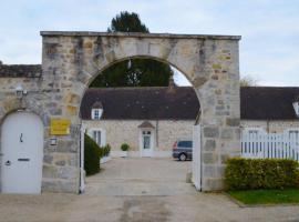 La Ferme Des Ruelles, Moigny (рядом с городом Soisy-sur-École)
