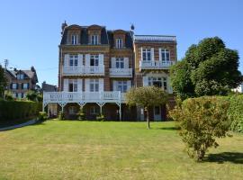 Guesthouse La Mascotte, Вилле-сюр-Мер