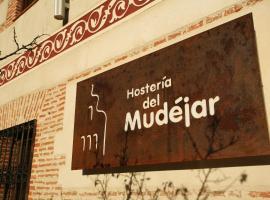 Hostería del Mudéjar, Velayos (рядом с городом Pajares de Adaja)