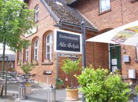 Restaurant & Pension Alte Schule, Schaprode