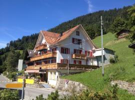 Hotel Sterne, Беатенберг