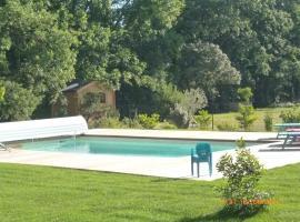Villa Luberon, Гарга (рядом с городом Croagnes)