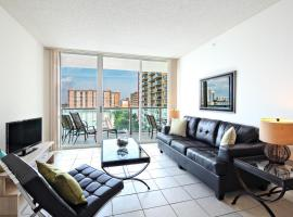 Sunny Isles Vacation Apartments by Globe Quarters