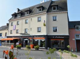 Logis Hôtel.com Restaurant l'Ardoise, Беди (рядом с городом Clayes)
