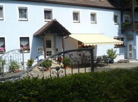 Pension Goldener Stern, Ochsenfurt (Sulzfeld am Main yakınında)