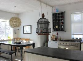 Þorsteinshús Four-Bedroom Farmhouse, 斯科加爾弗斯