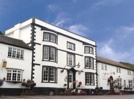 Donington Manor Hotel, Касл Доннингтон (рядом с городом Shardlow)