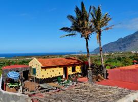 Casa Guinea, Frontera