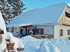 Holiday Home Kochhube, Hirschegg Rein (Lederwinkel yakınında)