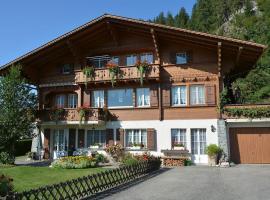 Apartment Haldi, Zweisimmen (Schwenden yakınında)