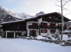 Haus Tyrol, Sankt Ulrich am Pillersee (Schwendt yakınında)