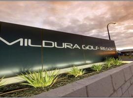Mildura Golf Resort, Mildura (Merbein yakınında)