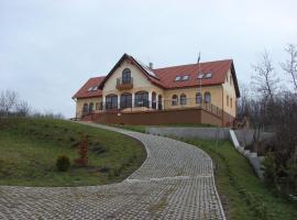 Berezdtető Vendégház, Cserépfalu (рядом с городом Bükkzsérc)