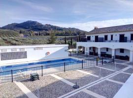 Apartamentos Turístico Rurales Vía Verde del Aceite, Алькаудете (рядом с городом Ла-Бобадилья)