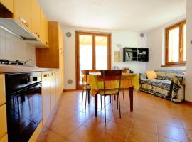Appartamento La Cà, Valsecca (Rota d'Imagna yakınında)
