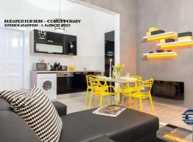 Budapest For Rent - Downtown, Budapest