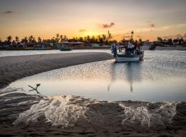 Kite Pousada Escape Brasil, Barra Nova (Beberibe yakınında)