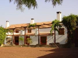 Casa del Cura Viejo, Arafo