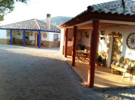 Alojamientos Rurales la Loma, Pozo Alcón (Hinojares yakınında)