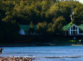Patagonia Baker Lodge, Puerto Bertrand