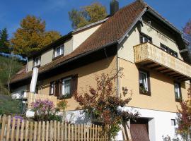 Haus Antonis, Triberg (Gremmelsbach yakınında)