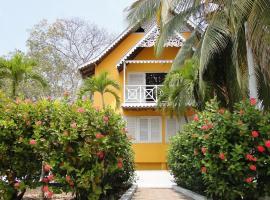 Golden Frog Hostels, Isla Grande (U blizini grada 'Isla Pavitos')