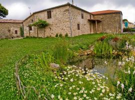 Arqueixal Ecoagroturismo, Albá (рядом с городом Monterroso)
