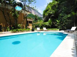Tropical Hills Design Mansion