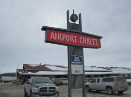 Airport Chalet, Whitehorse
