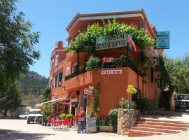 Almenara Hostal Restaurante, Патерна-дель-Мадера