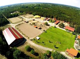 El Bronco Ranch Resort and Spa, Izsák (рядом с городом Balázspuszta)
