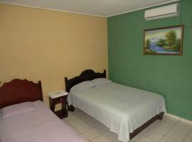 Lagunas Hotel, Puerto Cortez (рядом с городом Omoa)