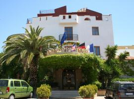 Hotel Tre Torri, Villaggio Mosè