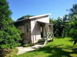 Mango Grove Cottage, Rarotonga (Vaimaanga yakınında)