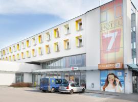 7 Days Premium Hotel Linz-Ansfelden, Ansfelden (Sankt Marien yakınında)